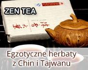 Herbaty Zen Tea